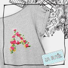 Tatlı mı tatlı minik aşkınızın A'sı   Size ve sevdiklerinize özel tasarım tişörtler ve çok daha fazlası :)  Siparişleriniz ve tüm diğer sorularınız için: 2abutik2a@gmail.com'a yazabilirsiniz.