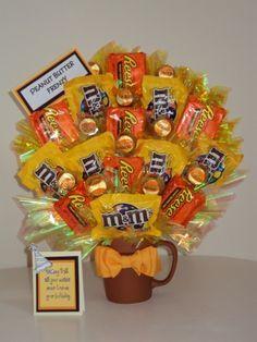 Peanut Butter Frenzy Bouquet