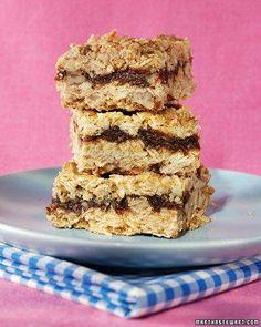 Oatmeal-Raisin Squares Recipe