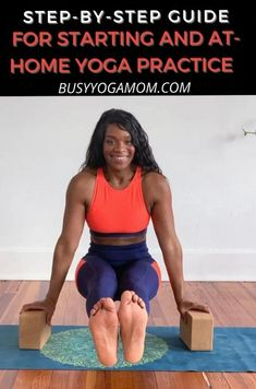 Here are 5 simple tips to help you start an at-home yoga practice. Yoga Playlist, Free Yoga Classes, Home Yoga Practice, Yoga Mom, Beginner Yoga, Yoga At Home, Yoga Workouts, Flexibility Workout, Yoga Poses For Beginners