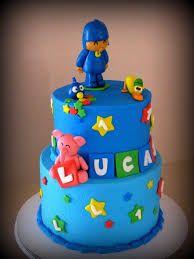 Resultado de imagem para cumpleaños de pocoyo decoracion