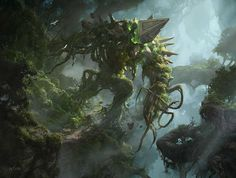 Card illustration for Magic the Gathering. Dragons of Tarkir Image copyright Wizards of the Coast. gatherer.wizards.com/Handlers/…