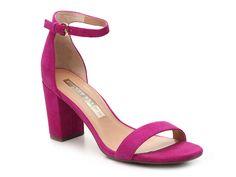 Nadine Sandal hot pink