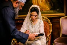 Classy Waldorf West End Muslim Wedding Ceremony