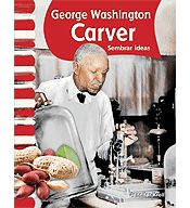 Primary Source Readers: Biografias de estado unidenses: George Washington (Spanish Version) cover