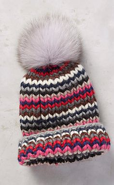 Pomeroy Wool Beanie #anthrofave