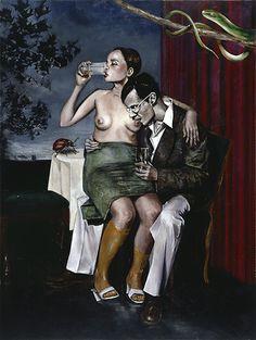 Martin Eder, el pintor que corrompió el óleo