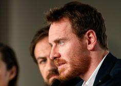 """""""Macbeth"""" - Press Conference - The 68th Annual Cannes Film Festival"""