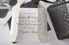 9 best bryllup images on pinterest invitation ideas weddings and lace designer paperchic wallet and accessories by cristinare for officeworks stopboris Choice Image
