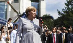 """Merkel poucza polski rząd – """"nie można akceptować odmowy przyjmowania…"""