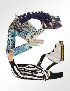 Yvette Yang's Fashion Font   Trendland: Fashion Blog & Trend Magazine