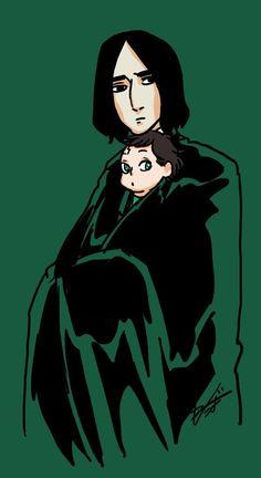 Harry Potter Sempre, Harry Potter Animé, Harry Potter Severus Snape, Severus Rogue, Harry Potter Drawings, Slytherin, Hogwarts, Coraline, Desenhos Harry Potter