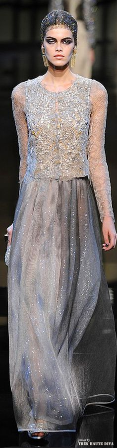 Armani Privé Couture Spring 2014 [Premium]