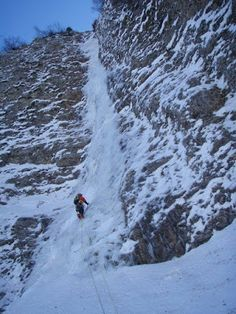 Ice climbing at Tzoumerka,Pindus, Greece Greatest Adventure, Adventure Travel, Ice Climber, Camping And Hiking, Backpacking, Republic Of Macedonia, Summer Hiking Outfit, Escalade, Adventure Activities