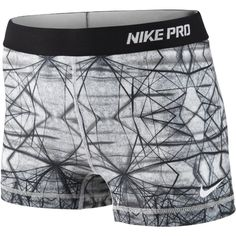 "Nike 2.5"" Pro Hypercool Compression Printed Women's Shorts"