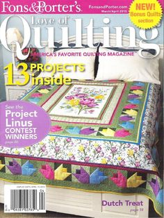 Love of quilting 2010'03 04 by Antonique Turman - issuu
