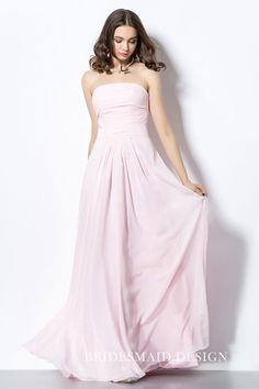 e3aacc7e8c6b 1479 Best Chiffon Bridesmaid Dresses images | Bridal dresses, Bridal ...