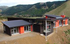 Waikanae rural retreat   Aonui Architecture