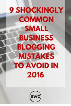 Small business blogging mistakes to avoid in 2016. Mistakes, Blogging, Business, Tips, Store, Business Illustration, Counseling