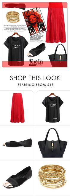 """SheIn 4"" by mini-kitty ❤ liked on Polyvore featuring ABS by Allen Schwartz and shein"