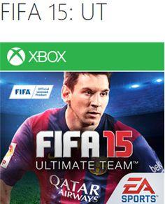 UNIVERSO NOKIA: FIFA 15 Ultimate Team: disponibile anche nello Sto...