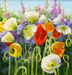cuadros-de-flores-modernas-al-oleo