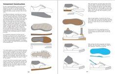 footwear manufacturing process flow chart
