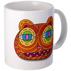 tom tiger mug
