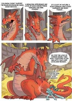 Dnd Funny, Stupid Funny Memes, Haha Funny, Funny Cute, Hilarious, Dragon Comic, Dragon 2, Cute Comics, Funny Comics