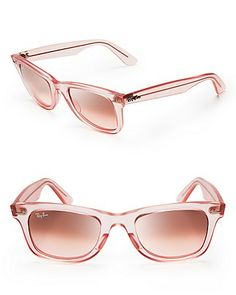 Ray-Ban Icons Ice-Pop Wayfarer Sunglasses | Bloomingdale's
