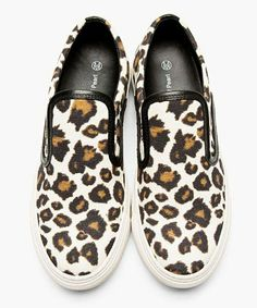 25 Ways To Try The Leopard Print Trend
