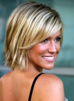 love this but too scared to try somethin this short close to wedding