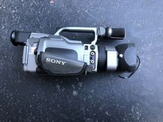 Sony Camcorder - Gray for sale online Best Camera, Video Camera, Shutter Speed, Camcorder, Sony, Digital, Movie Camera