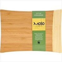 Oneida Moso Bambooware Cutting Board (Set of Size: Large Moso Bamboo, Bamboo Cutting Board, Cutting Boards, Kitchen Tools And Gadgets, Kitchen Dining, Kitchen Utensils, Kitchen Accessories, Home Kitchens, Medium