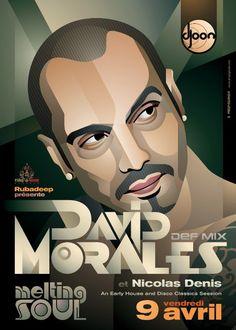 Melting Soul ft. David Morales