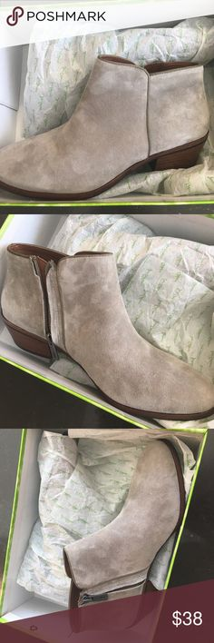 164f6e382 Sam Edelman petty putty Bootie. Sam Edelman Brand new with tags in box.  Great. Low Ankle BootsLow ...