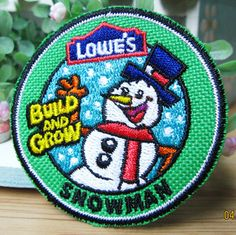 Custom Christmas Patches Info@Mallpatches.com