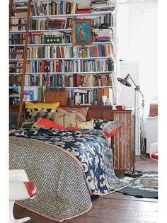 Una habitación increíblemente culta