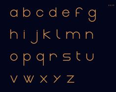 Free Font Of The Day : Gasalt
