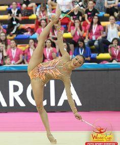Natalia García @nataliagtimofeeva #gimnasiaritmica #gimnasia #ritmica #españa #gimnasta #rhythmicgymnastics #rhythmic #gymnastics #gymnast #spain #ginnasticaritmica #ginnastica #gymnastiquerythmique #gymnastique