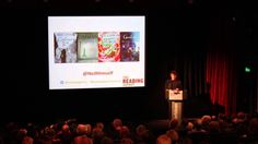 On 14 October Neil Gaiman delivered our second annual lecture at the Barbican Centre. To read the full transcript visit http://readingagency.org.uk/news/blog...
