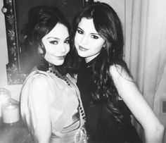 Vanessa And Selena. ❤