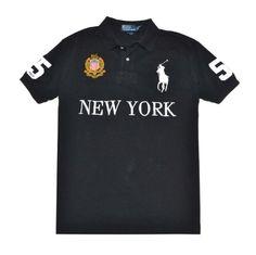 Polo Ralph Lauren Men Custom Fit Big Pony Logo « Clothing Adds Anytime 7ed78d774d16