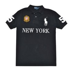 Polo Ralph Lauren Men Custom Fit Big Pony Logo ? Clothing Adds Anytime