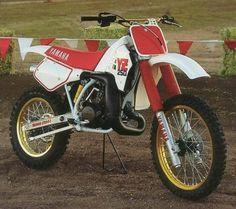 Yamaha YZ 250 87'