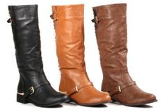 Bucco Pace Knee High Boot  Price : $120.00 http://www.buccoshoes.com/Bucco-Pace-Knee-High-Boot/dp/B00G6K4J0U