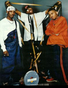 DMX,Method Man and Nas
