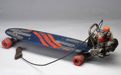 The History of the Electric Skateboard - magneto electric Skateboards