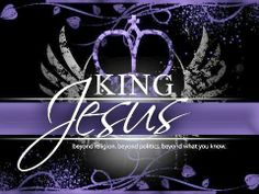 graphic art of the King of Kings Jesus  | King Jesus