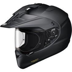 Shoei Hornet X2 Matte Black Adventure Helmet at MXstore
